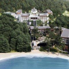 Отель Intercontinental Phuket Resort Таиланд, Камала Бич - отзывы, цены и фото номеров - забронировать отель Intercontinental Phuket Resort онлайн пляж