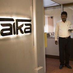 Отель Sri Nanak Continental Индия, Нью-Дели - отзывы, цены и фото номеров - забронировать отель Sri Nanak Continental онлайн фитнесс-зал
