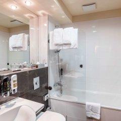 Hotel Majestic Plaza ванная