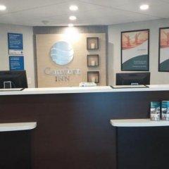 Отель Comfort Inn Montréal Aéroport Канада, Монреаль - отзывы, цены и фото номеров - забронировать отель Comfort Inn Montréal Aéroport онлайн спа фото 2