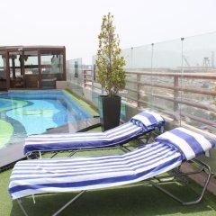 Отель Sea View Hotel ОАЭ, Дубай - отзывы, цены и фото номеров - забронировать отель Sea View Hotel онлайн бассейн
