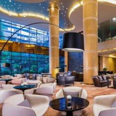 Renaissance Chengdu Hotel интерьер отеля