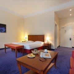 AZIMUT Hotel Kurfuerstendamm Berlin 3* Улучшенный номер с различными типами кроватей фото 3