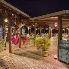 Отель Pierre & Vacances Residence Premium Les Tamarins гостиничный бар