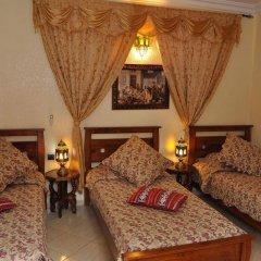 Отель Dar Aliane Марокко, Фес - отзывы, цены и фото номеров - забронировать отель Dar Aliane онлайн комната для гостей фото 5