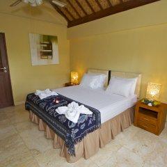Отель Bayshore Villas Candi Dasa Индонезия, Бали - отзывы, цены и фото номеров - забронировать отель Bayshore Villas Candi Dasa онлайн комната для гостей фото 2