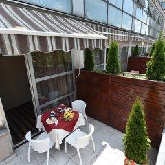 Отель Balkan Garni балкон
