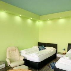Апартаменты Delphin Apartment Вена комната для гостей фото 3