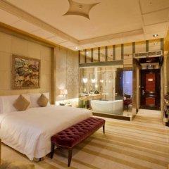 Отель Chateau Star River Pudong Shanghai Китай, Шанхай - отзывы, цены и фото номеров - забронировать отель Chateau Star River Pudong Shanghai онлайн комната для гостей фото 3