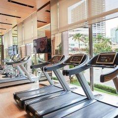 Lotte Legend Hotel Saigon фитнесс-зал фото 2