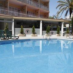 Gran Hotel Flamingo бассейн фото 2
