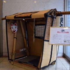 Asakusa Central Hotel фитнесс-зал
