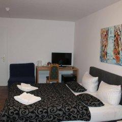 Отель City Lounge Hotel Германия, Дюссельдорф - отзывы, цены и фото номеров - забронировать отель City Lounge Hotel онлайн комната для гостей фото 3