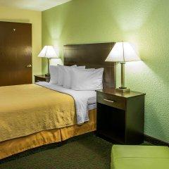 Отель Quality Inn Huntingburg удобства в номере фото 2