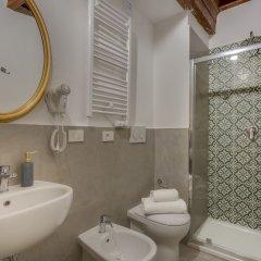 Отель Residenza D'Epoca Sant Anna Италия, Флоренция - отзывы, цены и фото номеров - забронировать отель Residenza D'Epoca Sant Anna онлайн ванная фото 2