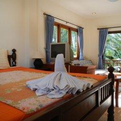 Отель Sunrise Bungalow Таиланд, Самуи - отзывы, цены и фото номеров - забронировать отель Sunrise Bungalow онлайн комната для гостей фото 2
