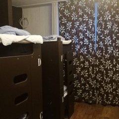 Skanstulls Hostel сейф в номере