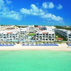 Отель Hilton Playa Del Carmen пляж фото 2