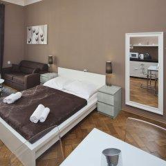 Отель Dusní Чехия, Прага - 6 отзывов об отеле, цены и фото номеров - забронировать отель Dusní онлайн комната для гостей фото 2