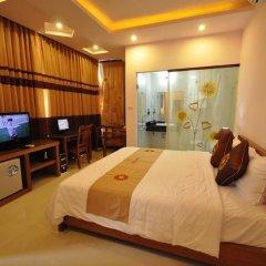 Отель Saigon Sun Pham Hung Ханой комната для гостей фото 5