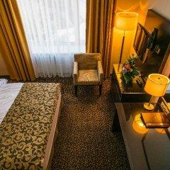 Гостиница Арбат 3* Стандартный номер с двуспальной кроватью фото 12