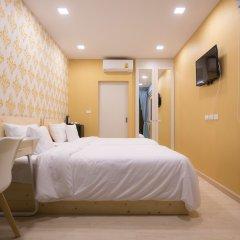 The Hab Hostel Бангкок комната для гостей фото 4