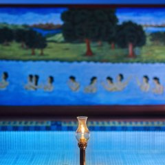 Отель Ikaki Niwas бассейн фото 2