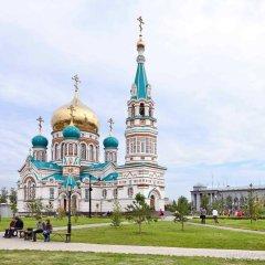 Гостиница Ибис Сибирь Омск спортивное сооружение
