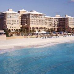 Отель The Ritz-Carlton Cancun пляж фото 6