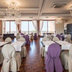 Отель Grande Albergo Roma Пьяченца помещение для мероприятий фото 2