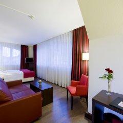 Отель Nh Salzburg City Зальцбург комната для гостей
