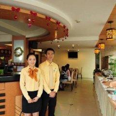 Phuoc Loc Tho 2 Hotel интерьер отеля фото 2