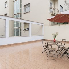 Апартаменты Micheli 4 Pax Apartment with Terrace