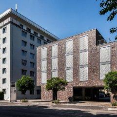 Отель BURNS fair & more вид на фасад фото 2