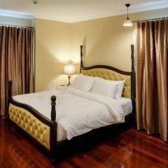Siri Heritage Bangkok Hotel комната для гостей фото 4
