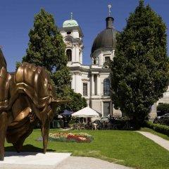 Отель Mercure Salzburg Central Австрия, Зальцбург - 3 отзыва об отеле, цены и фото номеров - забронировать отель Mercure Salzburg Central онлайн детские мероприятия