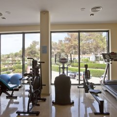 Hotel Santo Tomas Эс-Мигхорн-Гран фитнесс-зал
