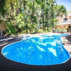 Отель Aventura Mexicana бассейн фото 3