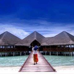 Отель Medhufushi Island Resort фитнесс-зал фото 3