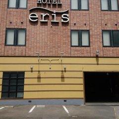 Hotel Eris Hakata - Adult Only Фукуока парковка