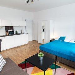 Отель CheckVienna - Apartment Familienplatz Австрия, Вена - отзывы, цены и фото номеров - забронировать отель CheckVienna - Apartment Familienplatz онлайн комната для гостей фото 2