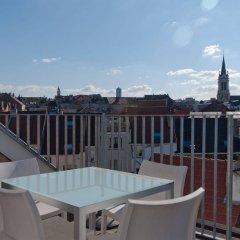 Отель B&B Maison Az Бельгия, Брюссель - отзывы, цены и фото номеров - забронировать отель B&B Maison Az онлайн балкон
