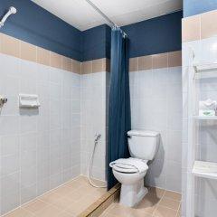 Отель Sawasdee Siam Таиланд, Паттайя - 1 отзыв об отеле, цены и фото номеров - забронировать отель Sawasdee Siam онлайн ванная