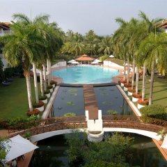 Отель Lanka Princess All Inclusive Hotel Шри-Ланка, Берувела - отзывы, цены и фото номеров - забронировать отель Lanka Princess All Inclusive Hotel онлайн бассейн фото 3