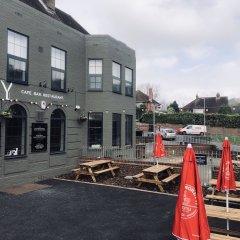 RUBY Pub & Hotel Брайтон фото 7