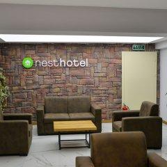 Nest Hotel Турция, Усак - отзывы, цены и фото номеров - забронировать отель Nest Hotel онлайн интерьер отеля фото 2