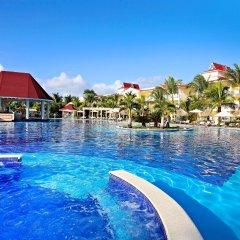 Отель Luxury Bahia Principe Esmeralda - All Inclusive Доминикана, Пунта Кана - 10 отзывов об отеле, цены и фото номеров - забронировать отель Luxury Bahia Principe Esmeralda - All Inclusive онлайн бассейн фото 2