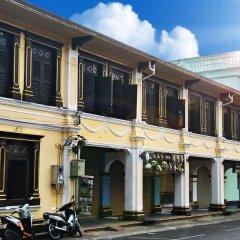 Отель Phuket Sunny Hostel Таиланд, Пхукет - отзывы, цены и фото номеров - забронировать отель Phuket Sunny Hostel онлайн парковка