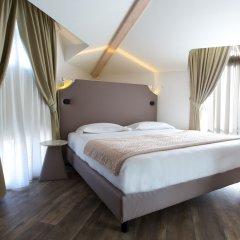 Отель Al Campanile Aparthotel And Suite Бавено сейф в номере