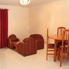 Отель Basma Residence Hotel Apartments ОАЭ, Шарджа - отзывы, цены и фото номеров - забронировать отель Basma Residence Hotel Apartments онлайн комната для гостей фото 5
